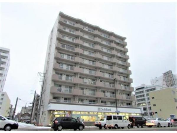札幌市中央区北5条西15丁目トーカンマンション北五条通り