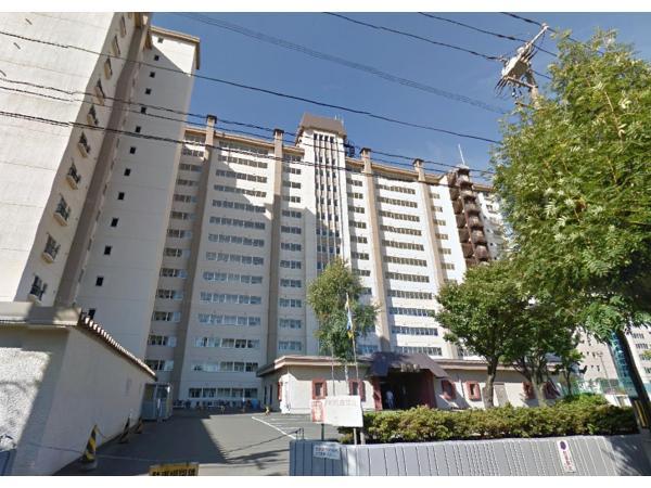 札幌市西区琴似1条1丁目フロンティアビレッジ琴似コート