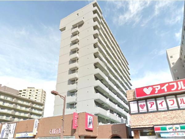 ダイアパレス琴似中古マンション札幌市西区琴似1条2丁目写真