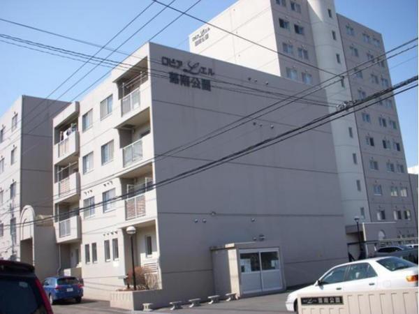 札幌市南区石山1条2丁目ロピア・エル藻南公園