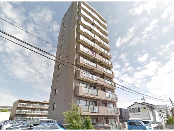 札幌市厚別区厚別南3丁目ビッグパレスひばりが丘