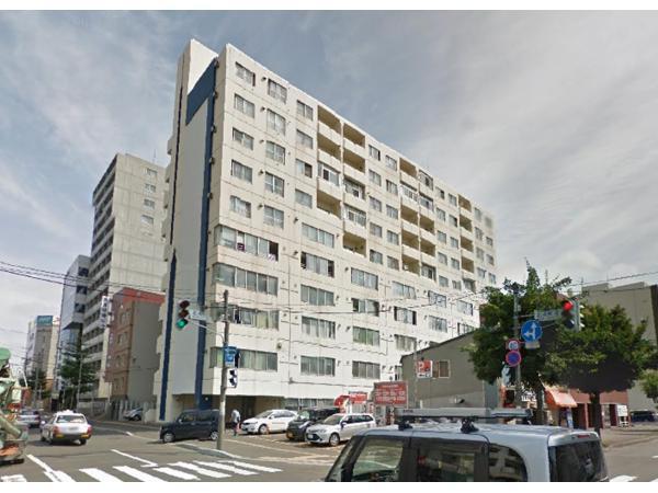 札幌市中央区北4条東2丁目サッポロユニオンハイツ