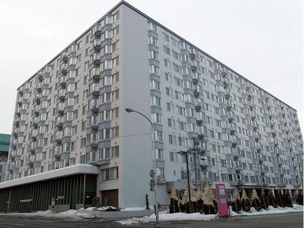 札幌市西区二十四軒3条7丁目京成サンコーポ琴似台