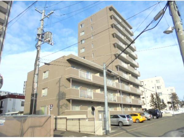 シティオ西岡中古マンション札幌市豊平区西岡3条1丁目写真