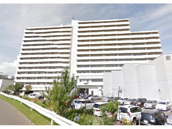 札幌市中央区南2条東6丁目ギャラリーハイツ南二条B棟