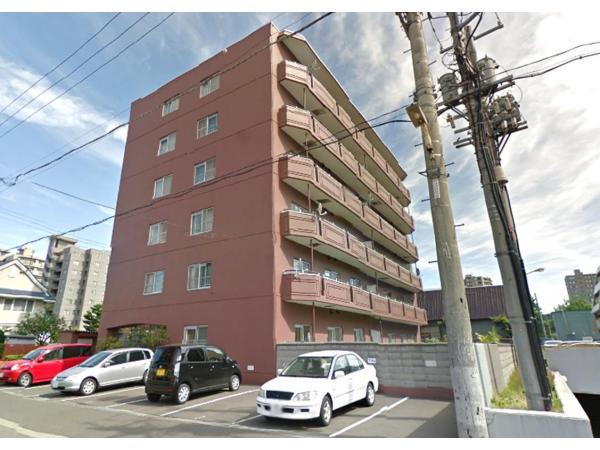 札幌市中央区南13条西10丁目ライオンズマンション山鼻13条