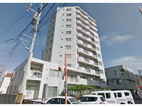 札幌市中央区南8条西14丁目リラハイツ旭山公園通