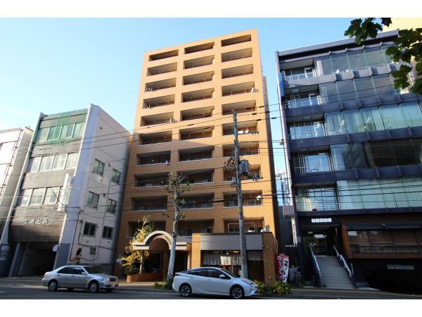 札幌市中央区南3条西12丁目ダイアパレス南三条