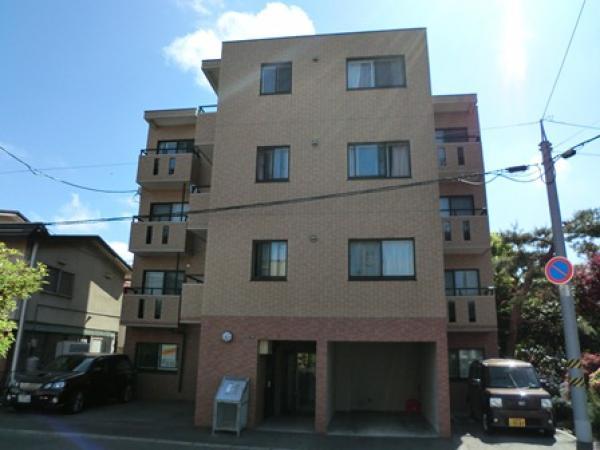 オルセーひばりヶ丘一棟売マンション札幌市厚別区厚別中央3条2丁目写真