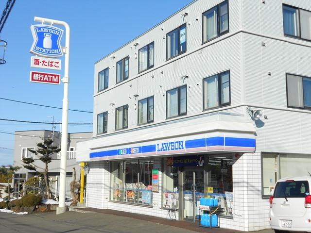 ローソン 札幌学院大学前店