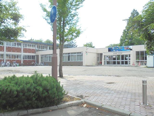 江別第二中学校