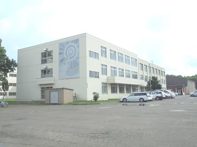 野幌中学校