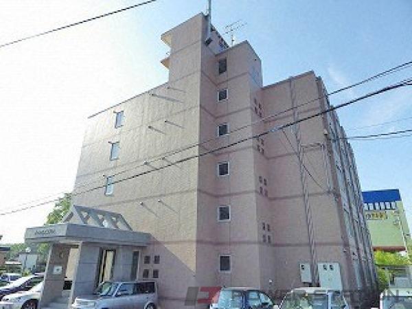 札幌市厚別区厚別東4条9丁目1賃貸マンション外観写真
