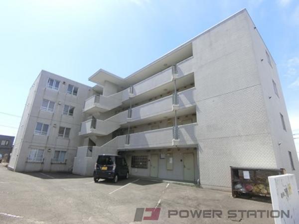 札幌市厚別区厚別東4条8丁目1賃貸マンション外観写真