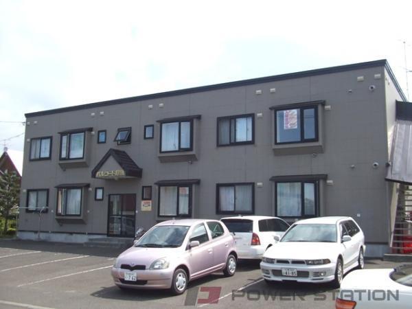 札幌市厚別区厚別東4条8丁目1賃貸アパート外観写真