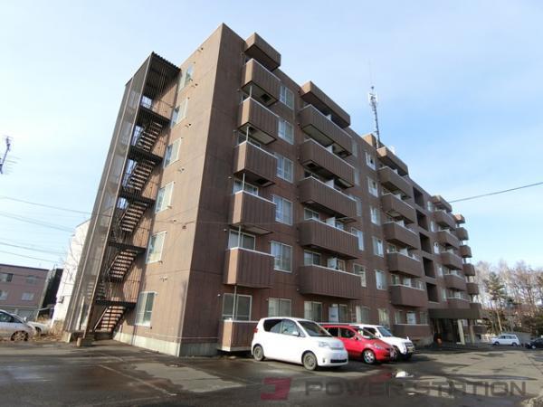 札幌市厚別区厚別西4条3丁目1賃貸マンション外観写真
