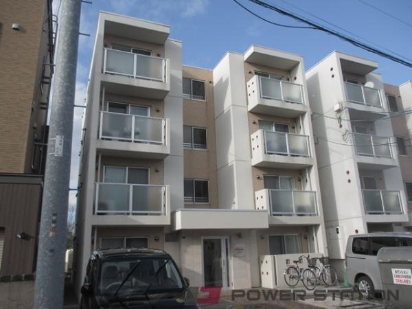 札幌市厚別区厚別中央3条2丁目0賃貸マンション外観写真