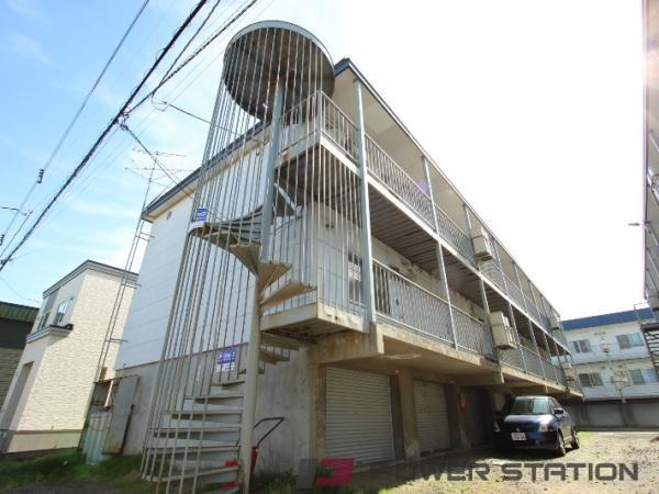 札幌市厚別区厚別西4条5丁目1賃貸アパート外観写真
