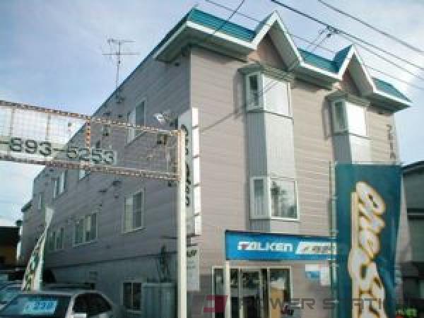 札幌市厚別区厚別西2条5丁目0賃貸アパート外観写真