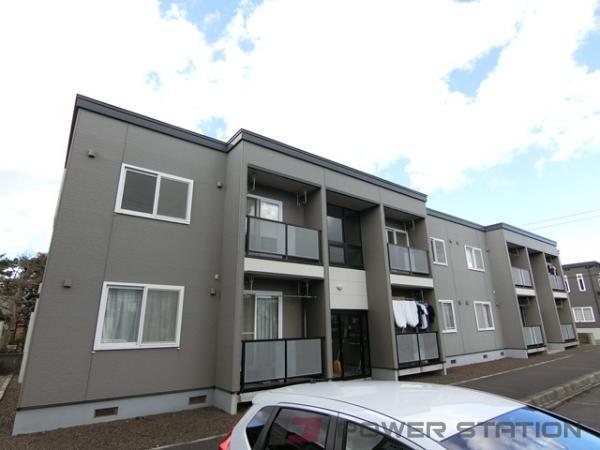 札幌市厚別区厚別北1条2丁目0賃貸アパート外観写真