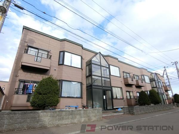 札幌市厚別区厚別北1条3丁目0賃貸アパート外観写真