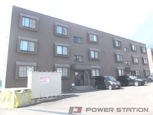 札幌市厚別区厚別東4条7丁目0賃貸マンション外観写真