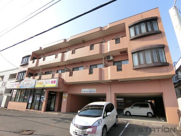 札幌市厚別区厚別西3条1丁目1賃貸マンション外観写真