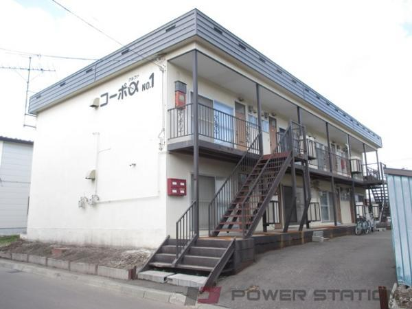 アパート・コーポαNo.1