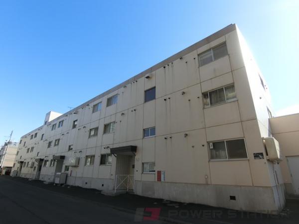 札幌市厚別区厚別中央5条6丁目1賃貸マンション外観写真