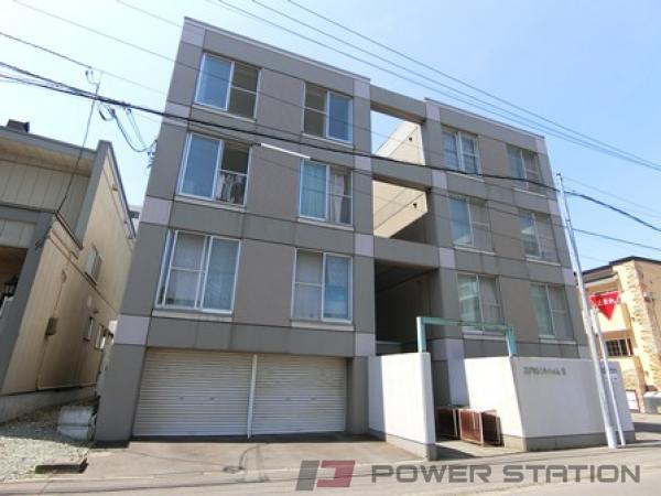 札幌市厚別区厚別中央5条6丁目0賃貸マンション外観写真