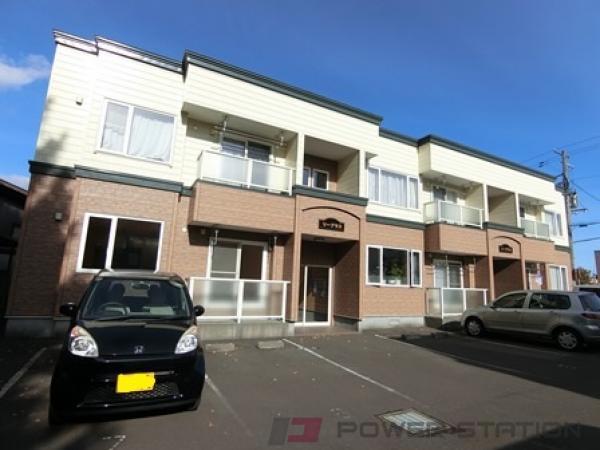 札幌市厚別区厚別東5条2丁目0賃貸アパート外観写真