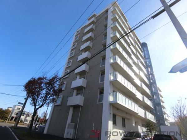 札幌市厚別区厚別東5条1丁目0分譲リースマンション外観写真