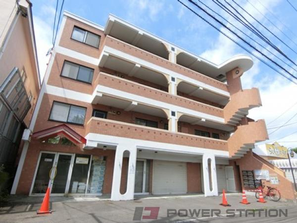 札幌市厚別区厚別東3条4丁目1賃貸マンション外観写真