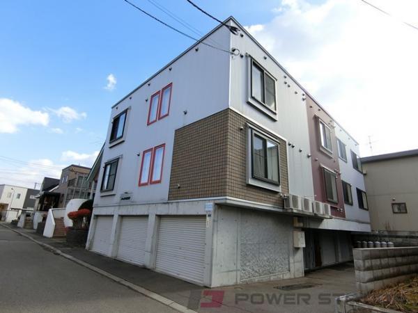 札幌市厚別区厚別東3条4丁目0賃貸アパート外観写真
