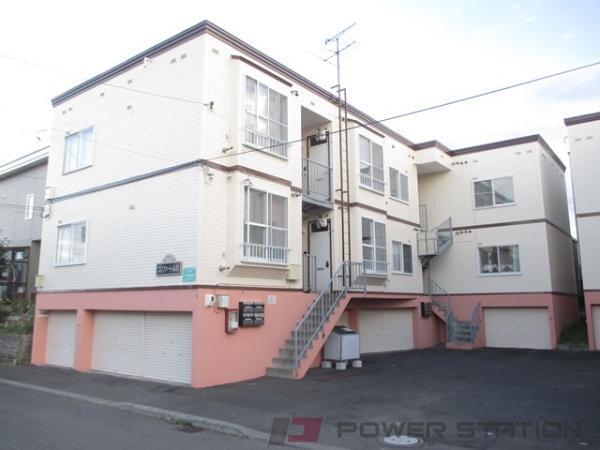 札幌市厚別区厚別東4条5丁目1賃貸アパート外観写真