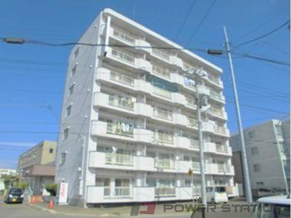 札幌市厚別区厚別中央5条3丁目0賃貸マンション外観写真