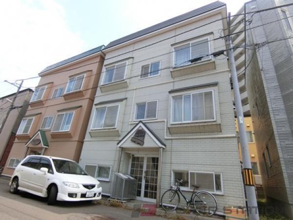 札幌市厚別区厚別中央5条3丁目0賃貸アパート外観写真