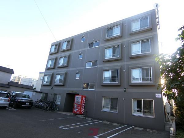札幌市厚別区厚別中央5条4丁目1賃貸マンション外観写真