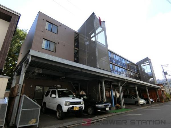 札幌市厚別区厚別中央4条3丁目1賃貸マンション外観写真