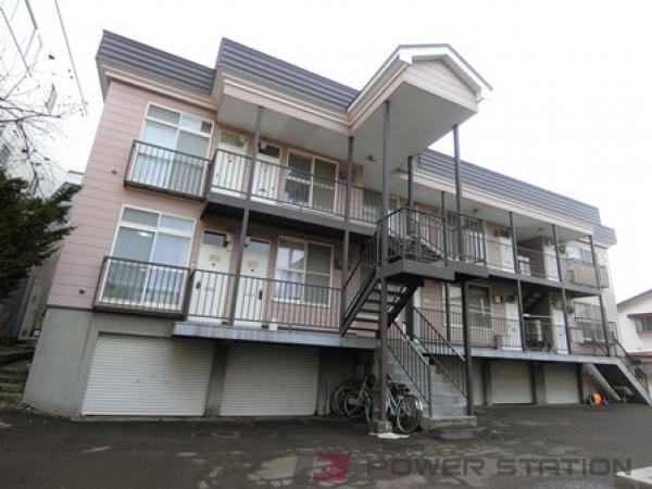 札幌市厚別区厚別中央4条4丁目0賃貸アパート外観写真