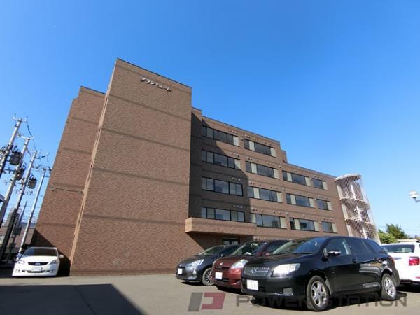 札幌市厚別区厚別中央4条5丁目0賃貸マンション外観写真