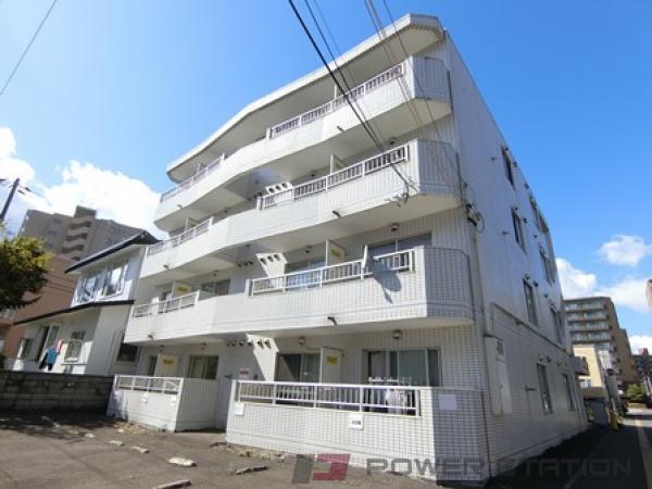 マンション・ラ・フォーレ新札幌