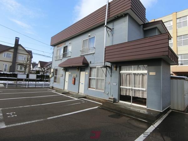 札幌市厚別区厚別東2条4丁目1賃貸アパート外観写真