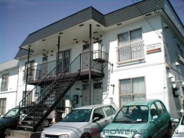 札幌市厚別区厚別東2条6丁目0賃貸アパート外観写真