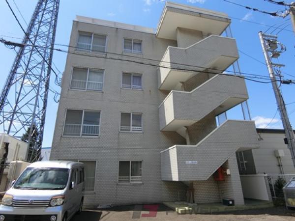 札幌市厚別区厚別中央4条2丁目0賃貸マンション外観写真