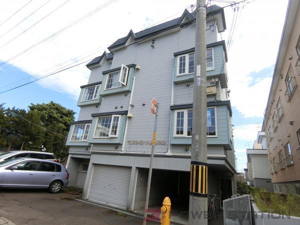 アパート・マリオンコート厚別中央