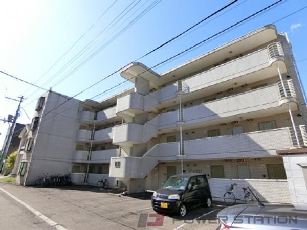 分譲リースマンション・ビッグバーンズマンション新札幌