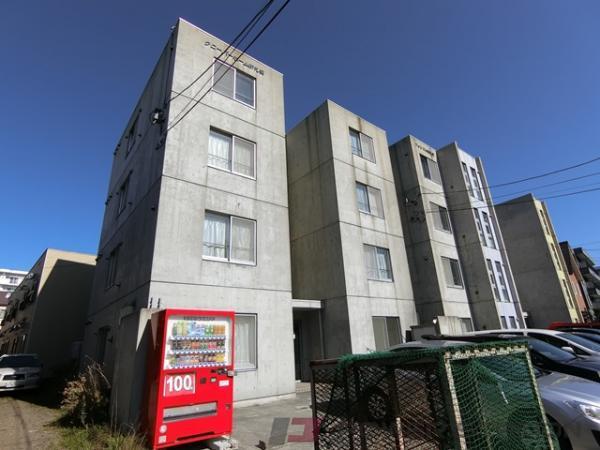 札幌市厚別区厚別中央2条4丁目0賃貸マンション外観写真