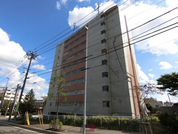 札幌市厚別区青葉町11丁目0賃貸マンション外観写真