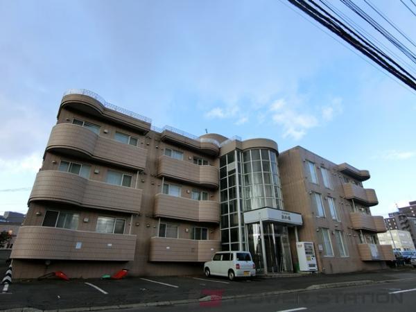 札幌市厚別区厚別中央1条7丁目1賃貸マンション外観写真